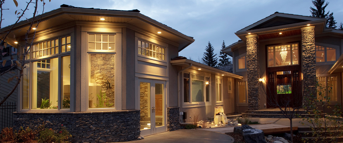 Home renovations companies calgary pinnacle group Exterior home renovations calgary