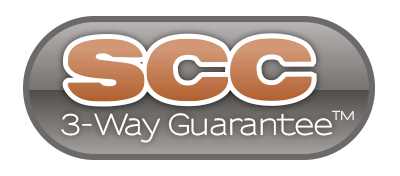 Pinnacle SCC 3-Way Guarantee
