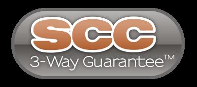 Pinnacle SCC 3-Way Guarantee