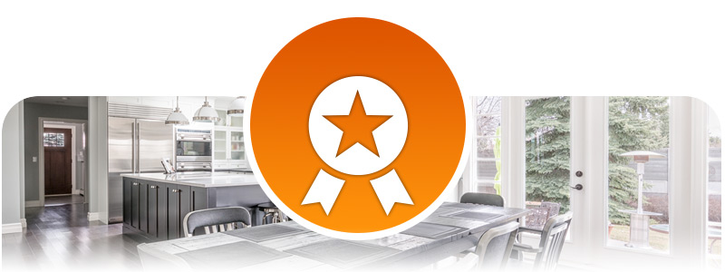 see our awards - pinnacle renovations
