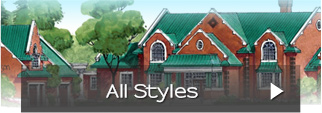 all styles of custom home designs