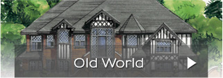 old world custom home designs