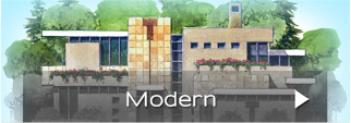 modern custom home designs