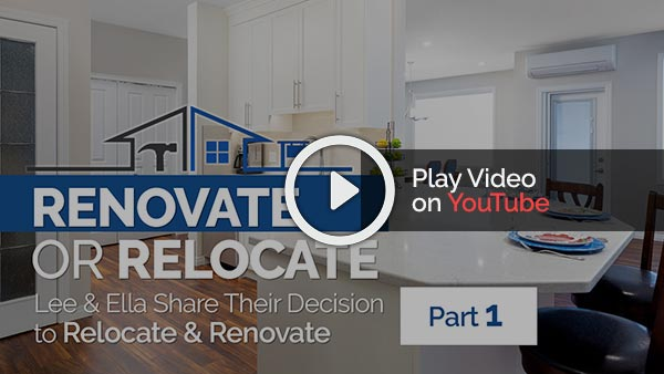Video Thumbnail for Renovations or Relocate Pinnacle Renovations
